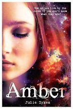 Amber, Sykes, Julie, New Book
