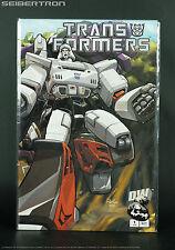 Transformers PRIME DIRECTIVE #1 Vol 1 G1 Decepticons 2002 Dreamwave DW Comic Lee