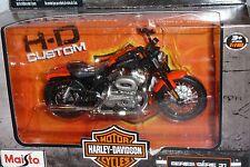 HARLEY-DAVIDSON 2007 XL 1200N Nightster MAISTO Series 31 #31360 HTF NIB