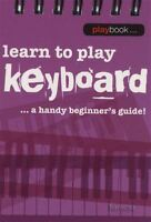 Learn To Play Keyboard A Handy Beginners Guide Mini Music Book