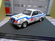 FORD Escort MKII RS2000 Rallye DRM Stuttgart 1979 AMS #21 Haug Sach Trofeu 1:43