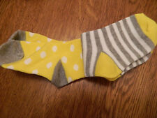 NWT Gap Kids girls 2pk fashion socks multicolored cotton blend size Small