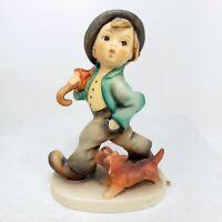 5 in Goebel Hummel Figurine Strolling Along