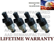 Genuine Rochester Set of 4 Fuel Injectors for S10 Sunfire Cavalier Hombre 2.2L