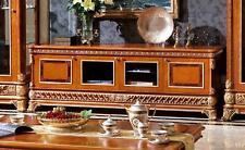 Sideboard TV E62 Lowboard Rtv XXL Wardrobe Table Living Wood Classic Baroque
