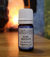 Simplers Botanicals ROSE ABSOLUTE- pure natural essential OIL 2ml