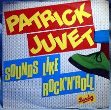 """PATRICK JUVET - SOUNDS LIKE ROCK'N ROLL - VINILE 7"""""""