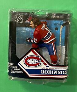 LARRY ROBINSON MCFARLANE NHL 32 SERIES MONTREAL CANADIENS