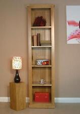 Oak Contemporary 4 Bookcases, Shelving & Storage Furniture