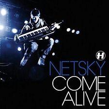 Come Alive [Single] by Netsky (Vinyl, May-2012, Redeye Music Distribution)