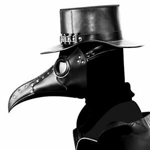 Schnabelmaske Pest Maske Doktor Cosplay Halloween Maske Retro Felsen Party