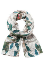Rectangle Pashmina Floral Scarves & Shawls for Women