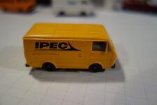 "VW LT 28 Kastenwagen ""IPEC"" Nr. 300/18, Vitrinenmodell"