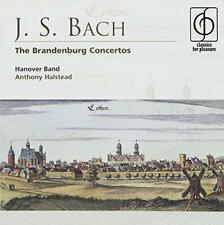 Brandenburg Concertos, The (Halstead, Hanover Band), , Good