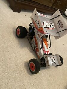 losi rc sprint Car 1/10 Scale