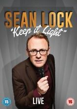 Sean Lock ''Keep It Tight'' Live! Dvd Brand New & Factory Sealed