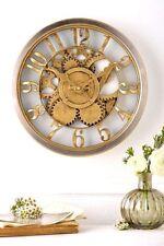 Hometime Quartz (Battery Powered) Vintage/Retro Wall Clocks