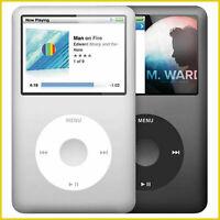 Apple iPod Classic 6th 7th Generation (80GB 120GB 160GB)