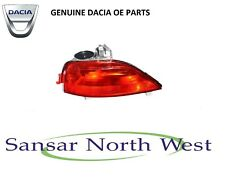 Brand New Genuine - Dacia Sandero Drivers Side Rear Fog Lamp Light  O/S RIGHT