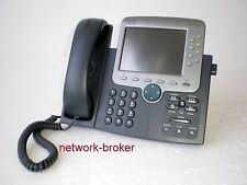 Cisco cp-7970g 7970 Unified IP color phone color teléfono IP VoIP