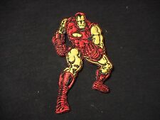 IRON MAN EMBROIDERED PATCH MARVEL