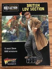 Bolt Action, 2nd Edition: British LDV Section