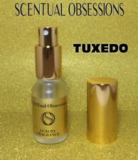 Tuxedo Luxury Parfum Cologne By SCENTual Obsessions 1/2oz 15ml