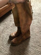 Bed Stu Leather Boots Size 8
