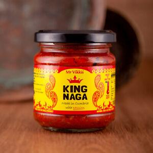 Mr Vikkis King Naga - Chilli Wizards