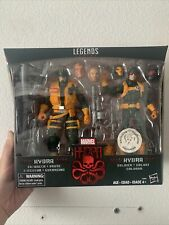 marvel legends hydra 2 pack Toys R Us Exclusive