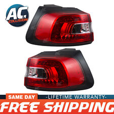 11-6645 & 11-6646 Tail Light Right Left Sides for 14-18 Jeep Cherokee RH & LH