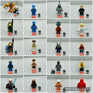 LEGO® Star Wars Figur Luke Skywalker Shaak Ti Kaadu Darth Maul - Auswahl
