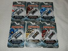 Monsuno Diecast Metal Ultra Spin Cores Lot of 6 Different - New - 2012