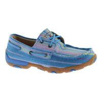 Twisted X Women's   WDM0048 Boat Shoe