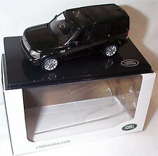 Land Rover Discovery 5 Door Santorini Black Dealer model 1-43 New Ixo Branded