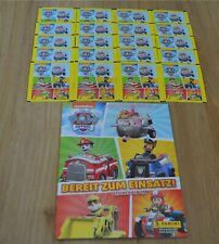 Panini Paw Patrol Series 3 Album Empty Album+20 Bags 100 Sticker