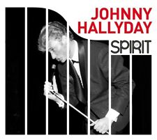 JOHNNY HALLYDAY - SPIRIT OF  4 CD NEUF