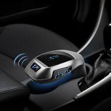 X5 Car Bluetooth FM Transmitter Kit Wireless MP3 Player USB Charger Handsfree