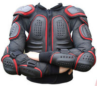 MOTORBIKE SPINE GUARD CE MOTOCROSS BODY ARMOUR MENS MOTORCYCLE PROTECTION JACKET