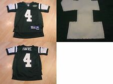 Youth New York Jets Bret Favre S (8) Jersey Embroidered (Green) Reebok On-Field