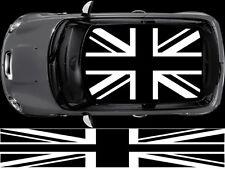 Union Jack Bandiera TETTO 1 COLORE GRAFICA PER MINI COOPER PACEMAN S UNO Coupé