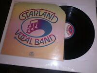 "1976 Starland Vocal Band: Self-titled [EX 12"" vinyl LP record / VG sleeve] Rock"