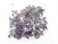 UNITED CHEMI-CON EKMG6R3ELL470ME11D CAPACITOR 6.3V 47UF MF (BAG OF 200) *NIB*