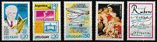 Uruguay - Jahresereignisse Satz postfrisch 1977 Mi. 1453-1456