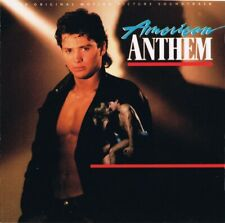 AMERICAN ANTHEM SOUNDTRACK - NM 1986 Pop CD - Andy Taylor, INXS, Stevie Nicks