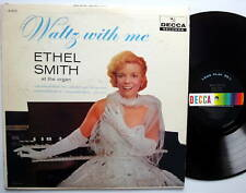 ETHEL SMITH AT THE ORGAN WALTZ WITH ME LP