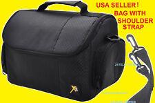 10x6x7 MEDIUM/LARGE CAMERA CASE BAG  FUJI S2500 S2600 S2700 S2800 HD S8200