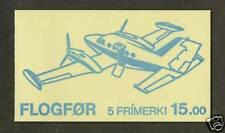 Faroe Islands  1985 Scott # 138A  MNH Booklet