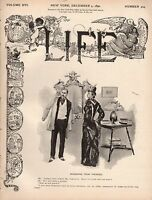 1890 Life December 4 - Boys Town; US Army fights indians; The woman to know