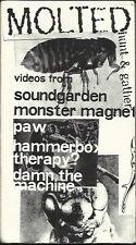 Molted - Hunt & Gather (VHS) Soundgarden Hammerbox Monster Magnet!